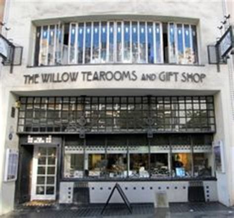 Chat Rooms Glasgow by Glasgow Style Architecture Willow Tea Rooms Sauchiehall