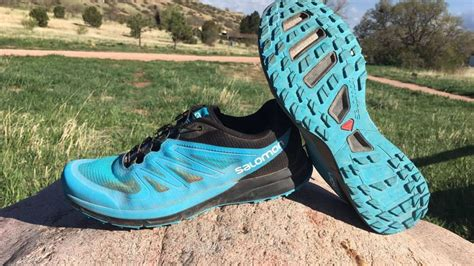 salomon sense pro  review running shoes guru