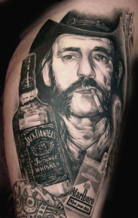 rocker tattoos 132 best rock metal tattoos images on metal