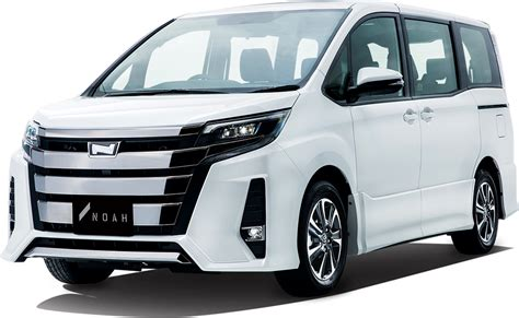 Toyota Noah One Family, One Cool Dad