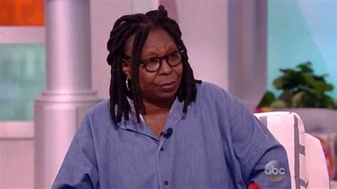 is whoopi goldberg bald whoopi goldberg writing book about the downsides of