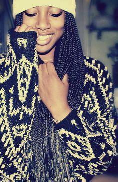 traci steele box braids tracie steele wearing poetic justice braids bgr