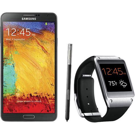 samsung galaxy note 3 n9005 32gb smartphone 10046911 samsung galaxy note 3 n9005 32gb smartphone with galaxy gear b h