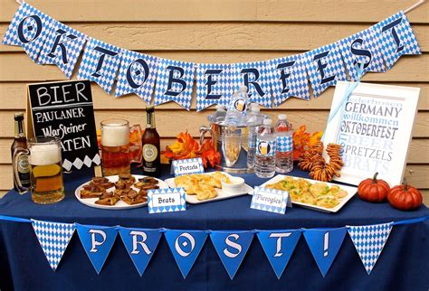 oktoberfest party decorations google search beer