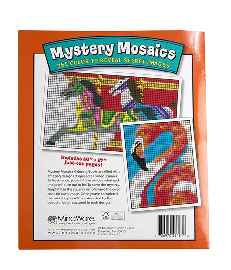 mosaic coloring books mystery mosaic coloring books coloring pages