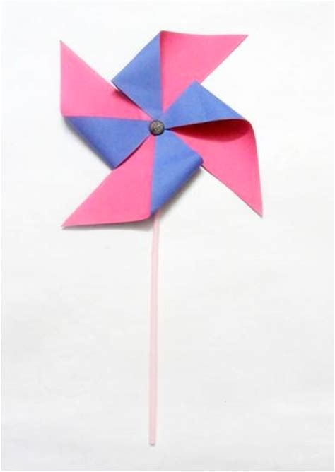 Make Pinwheels Out Paper - how to make paper pinwheels 35 diys guide patterns
