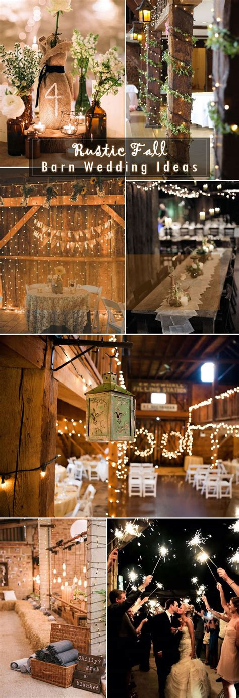 barn inspired rustic home decor inspiration photos 50 rustic fall barn wedding ideas that will take your