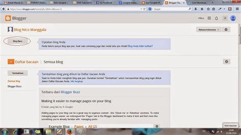 membuat ratusan blog cara membuat blog dengan blogger cara membuat blog