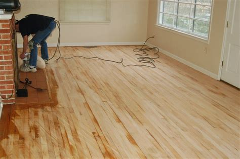 How To Restore Hardwood Floors Yourself by How To Refinish Hardwood Floors Diy Crafts