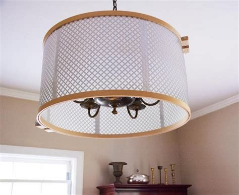 diy drum light fixture show tell no 53 10 great diy projects tauni co