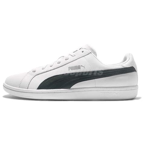 white leather tennis shoes smash l black white leather mens tennis shoes casual