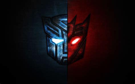 transformers logo wallpaper gallery