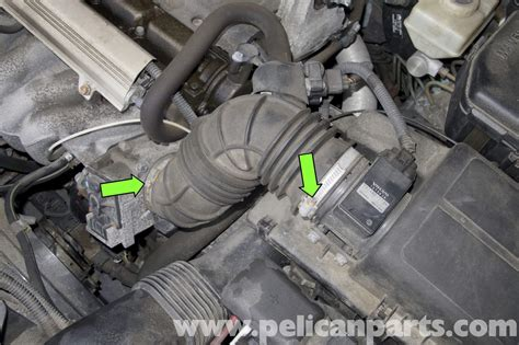 volvo  camshaft position sensor replacement   pelican parts diy maintenance article