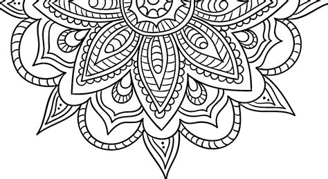printable coloring pages for adults easy adult coloring pages patterns coloring home