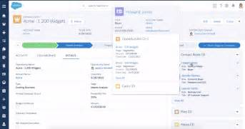 in the next version the new salesforce ui intelligence