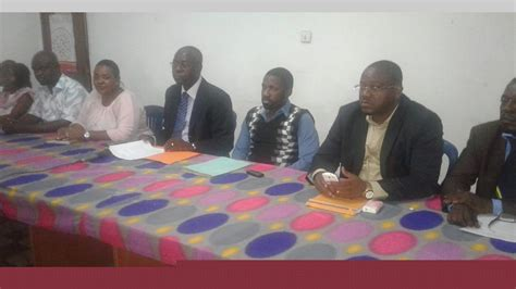 Mba Usap by Dialogue National L Usap Dit Oui Mais S Interroge Sur