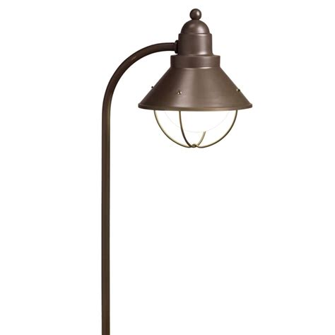 Kichler Path Light Kichler Seaside Path Light 15239oz Destination Lighting