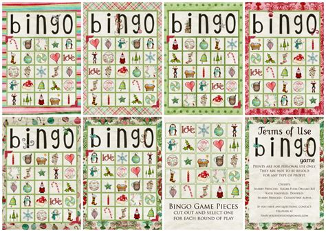 free printable christmas games to play at home christmas bingo game simply fresh designs