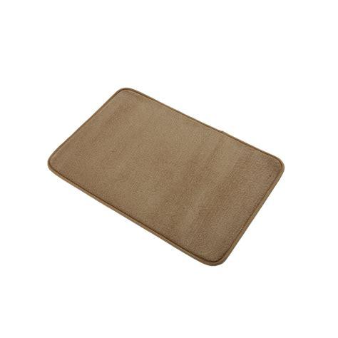 tappeti tinta unita tappeto da bagno in memory foam tinta unita ebay