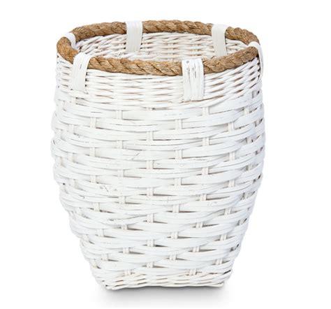 waste paper baskets marketplace citta designwhite cabana white cabana