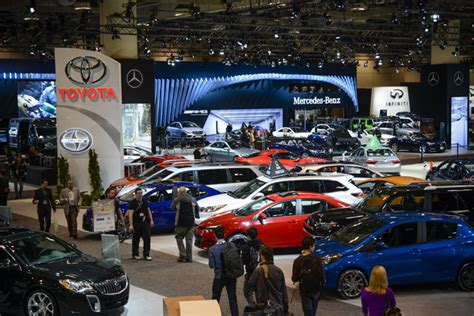 Canadian Auto Dealer by Canadian International Autoshow Media Day Highlights