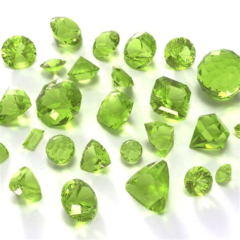 what color is august birthstone august birthstone peridot an gem