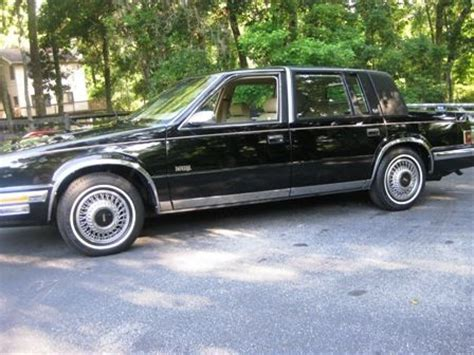 sell used 1993 chrysler imperial base sedan 4 door 3 8l in brooksville florida united states