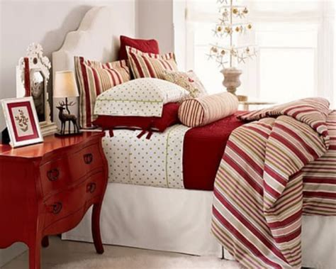 christmas bedroom decorations ideas from pottery barn 45 elegant and stylish holiday bedding ideas for a