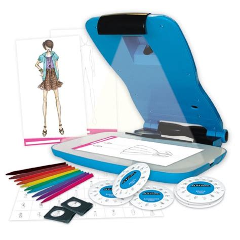 project runway craft kits project runway fashion design projector kit educational