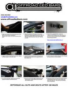 How To Install Led Light Bar On Roof Wiring For Truck Roof Mounted Lights For Free Printable Wiring Diagrams