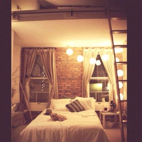 cozy  york city loft bedroom designs decorating
