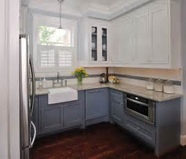 Grey And White Kitchen Cabinets by Simplifying Remodeling Mix And Match Your Kitchen Cabinet