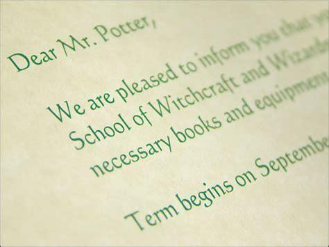 Hogwarts Acceptance Letter Canada Harry Potter Hogwarts Acceptance Letter Marauders Map Ebay