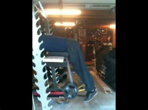 stronglifts greg home made hyper