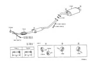 1999 Toyota Corolla Exhaust System Diagram 1999 Camry Fuel Filter Wiring Diagram And Circuit Schematic