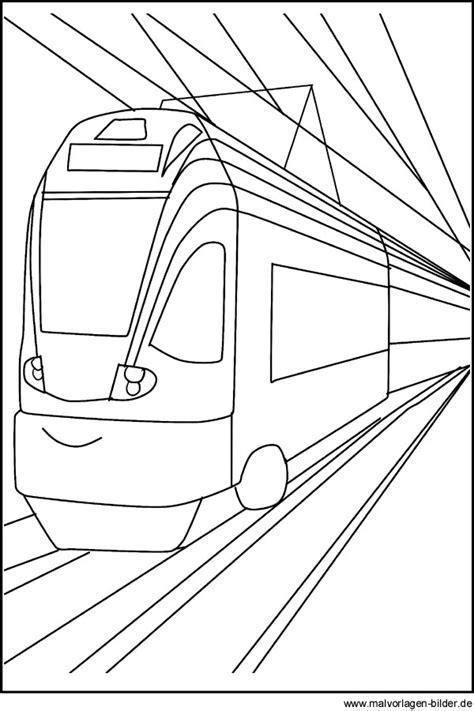 strassenbahn gratis malvorlagen und ausmalbilder