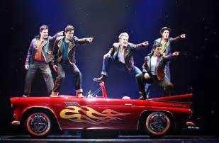 Greased Lightning Stage Car Grease
