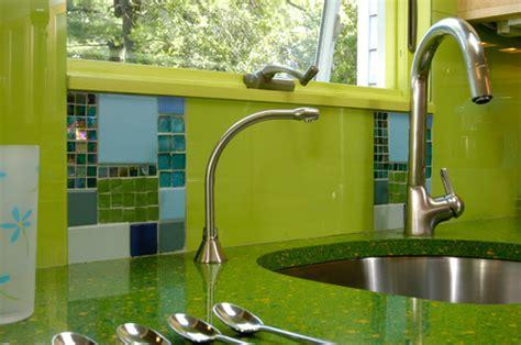 desain dapur hijau dapur desain warna hijau desain interior surabaya