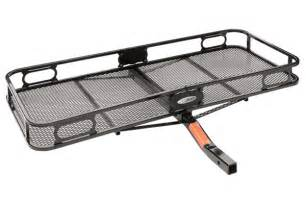 pro series hitch mounted cargo carriers free shipping