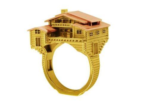 Architecture Design Jewelry Amazing Architectural Jewelry 20 Pics Izismile