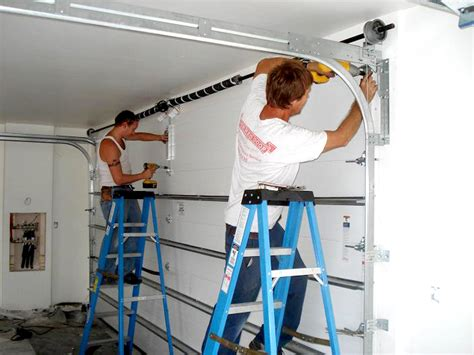 How To Install Overhead Garage Door Residential Garage Door Problems In Ta Bay