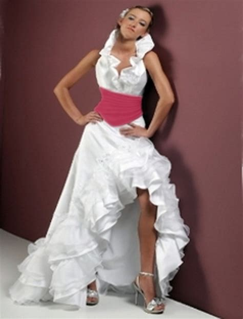 Brautkleid Vorne Kurz Hinten Lang by Brautkleid R 252 Ckenfrei Vorne Kurz Hinten Lang Alle Guten
