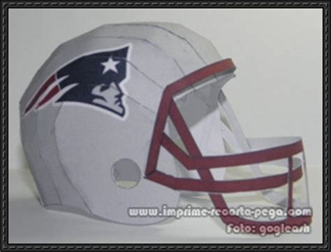 How To Make A Paper Football Helmet Step By Step - official website of the new patriots html