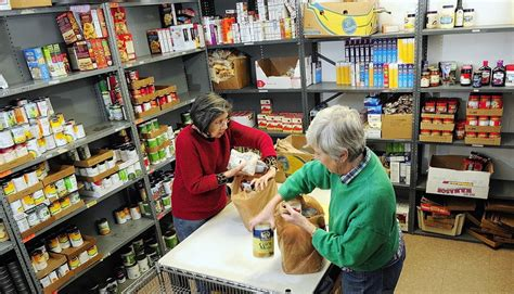 Food Pantry Maine by Augusta Food Bank Money Dwindles As Need Escalates