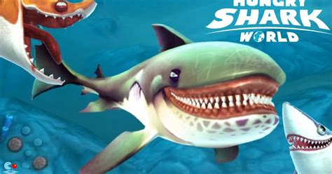 download and use hungry shark world for pc laptop windows and mac new techie - Hungry Shark World Giveaways Top