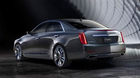 Cadillac Cts Style Changes 2014 Cadillac Cts The Changer Changes Segments