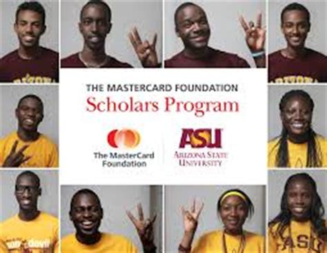 Quintiles Mba Internship by Mastercard Foundation Scholars Program At Arizona State