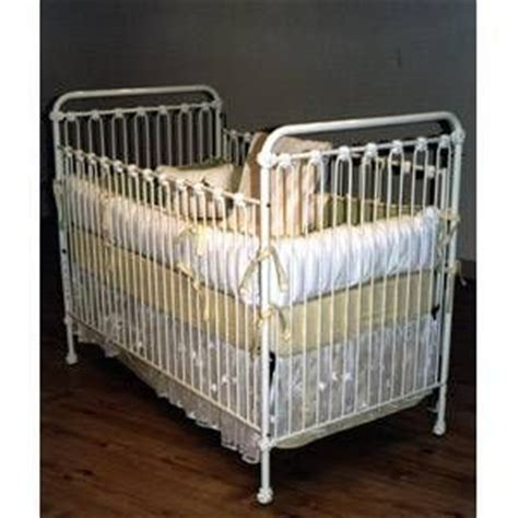 iron baby beds iron crib my babies pinterest