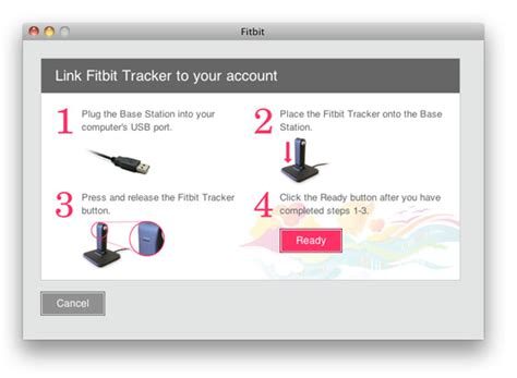 reset fitbit online account fitbit tracker product manual