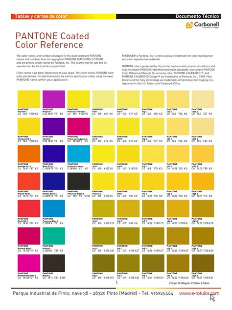 color reference pantone coated color reference inseo trademark graphic